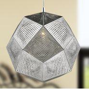 Geometrics1 Light Chrome Pendant