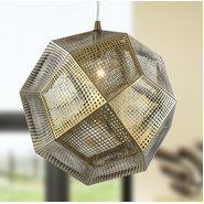 w83428cg12 Geometrics 1 Light Champagne Pendant