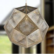 Geometrics 1 Light Rose Gold Pendant