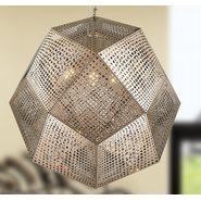 Geometrics 5 Light Rose Gold Pendant