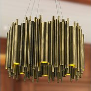w83462ab24 Calliope 12 Light Antique Bronze Chandelier