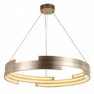 w83470mn32 Nexus Light Matte Nickel Finish LED Chandelier