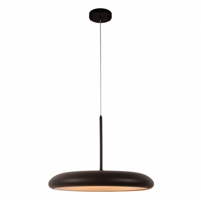 W83552MB18 Madison Matte Black Chandelier, LEDx24W, 3000K,