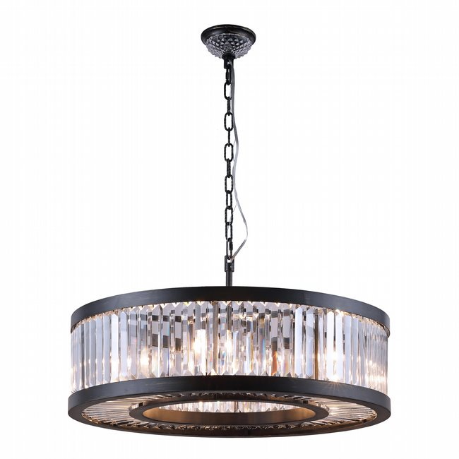 W83651BP28 Richmond Chandelier D28x H78L8
