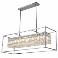 W83662C43 Franklin Chandelier D43