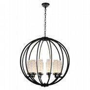 W83671BP30 Rondeau Chandelier D30