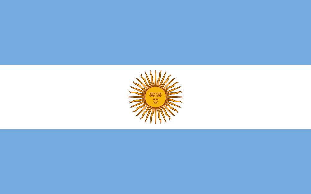 Argentina Flag Description Meaning Download
