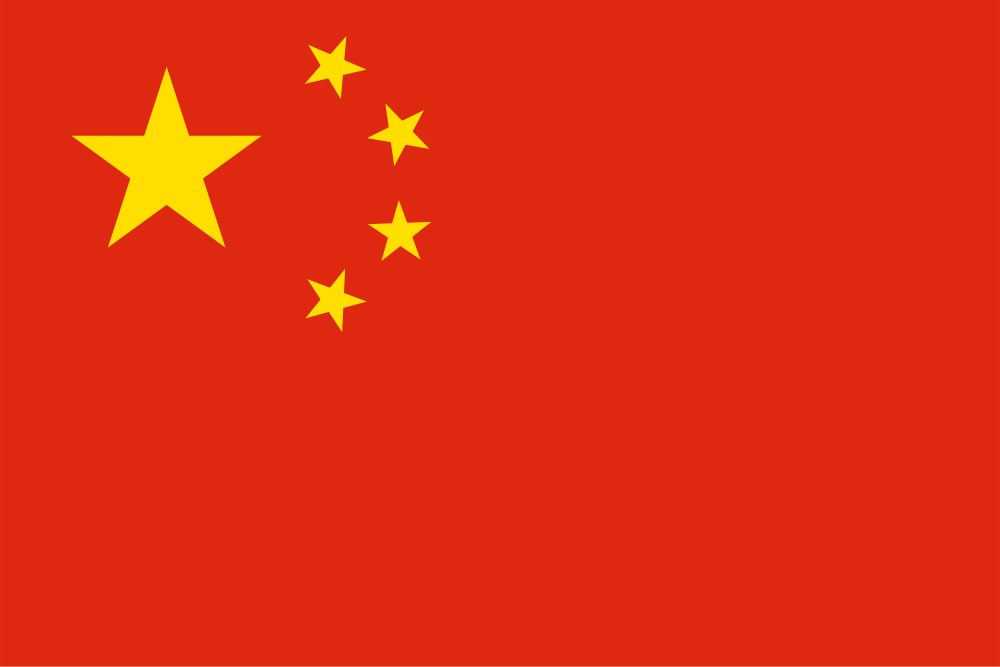 China Flag Meaning (Download SVG, PNG)