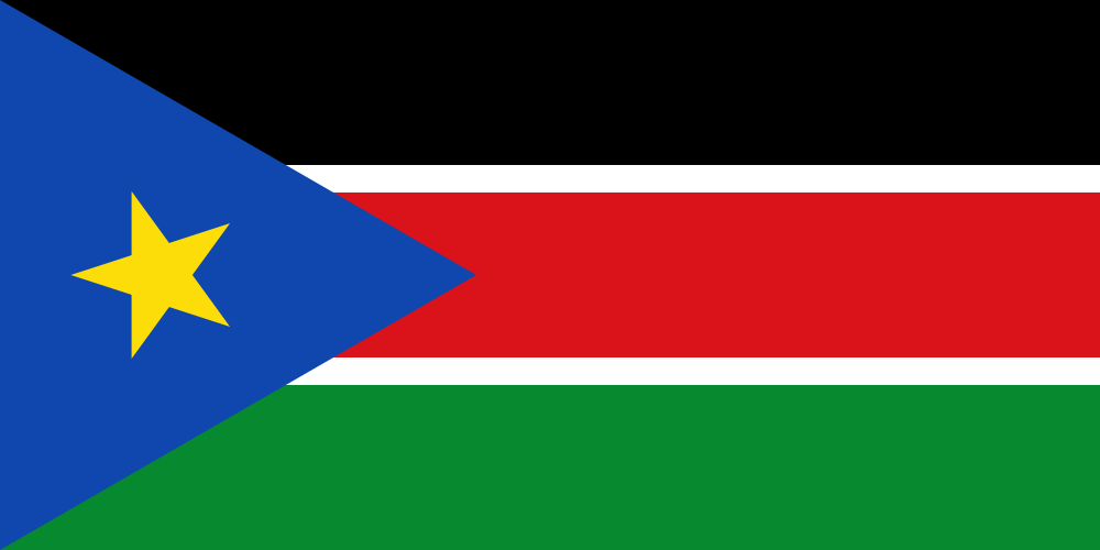 South Sudan Flag Meaning (Download SVG, PNG)