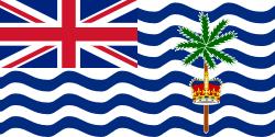British Indian Ocean Territory Flag