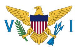 United States Virgin Islands Flag