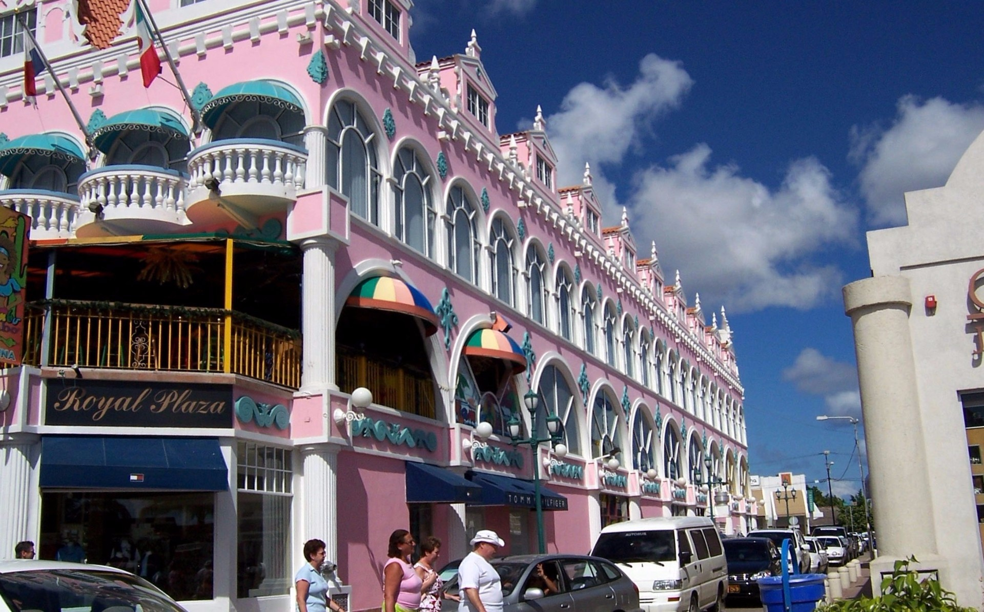 Aruba Population in 2017
