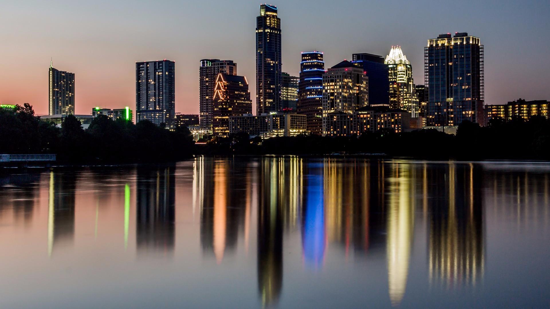 Austin Population in 2017