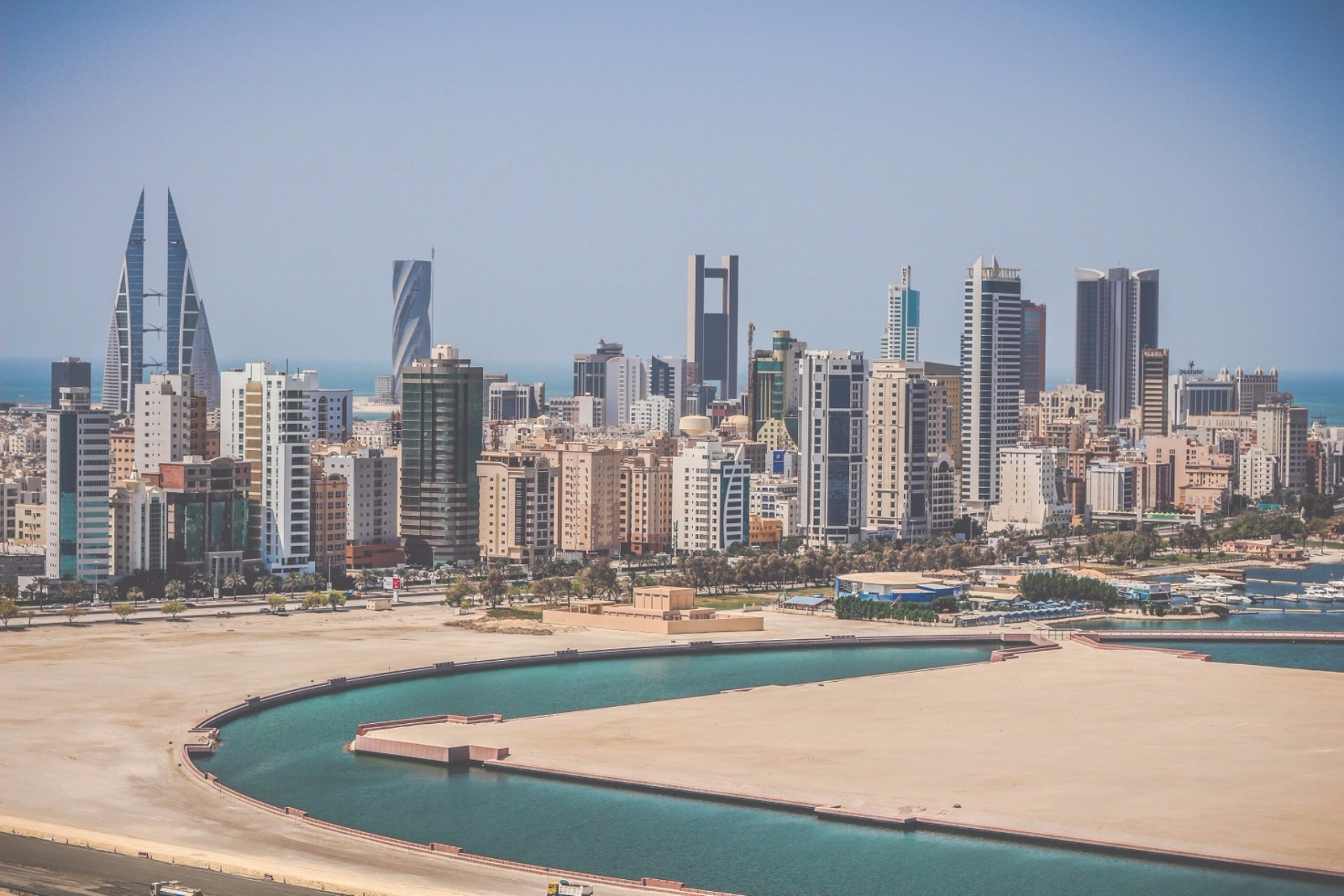 Bahrain Population in 2017