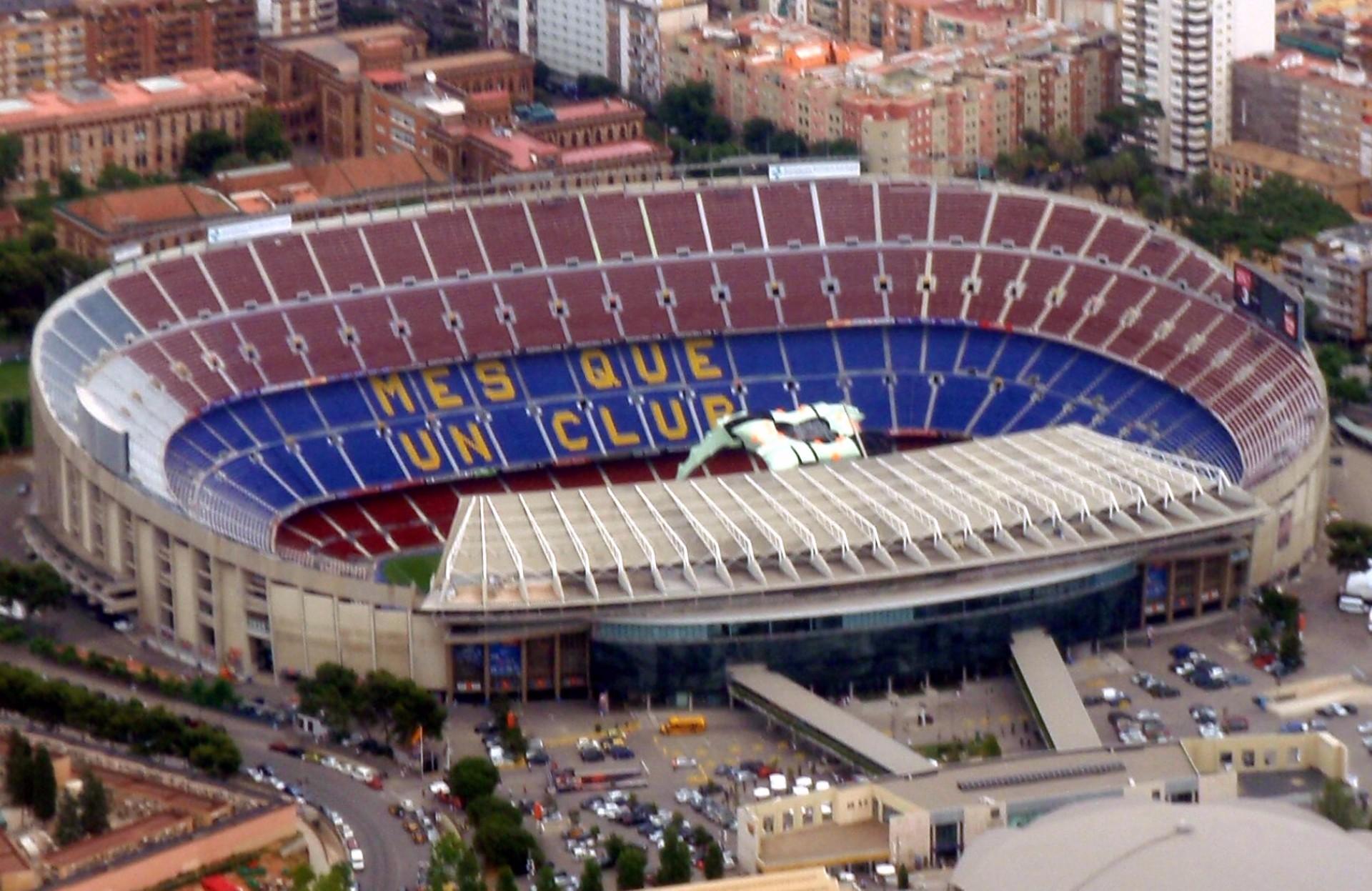 Barcelona Population in 2017