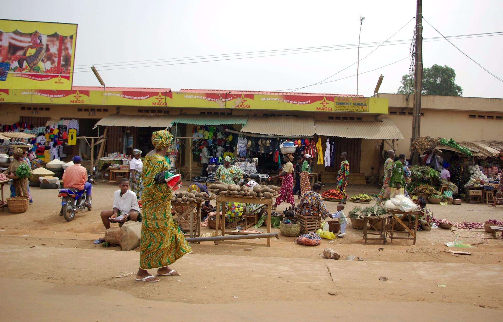 Benin Population in 2017