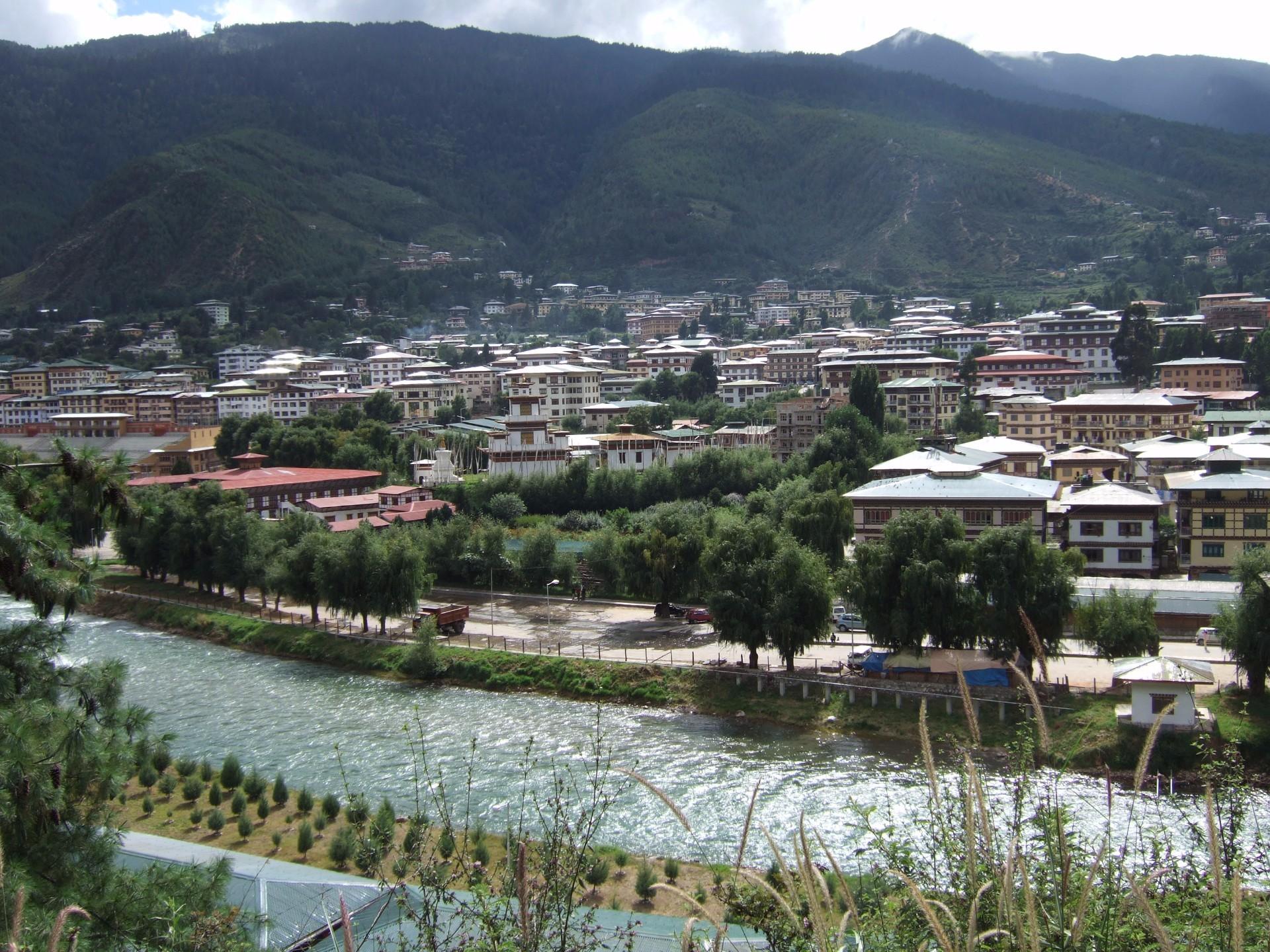 Bhutan Population in 2017