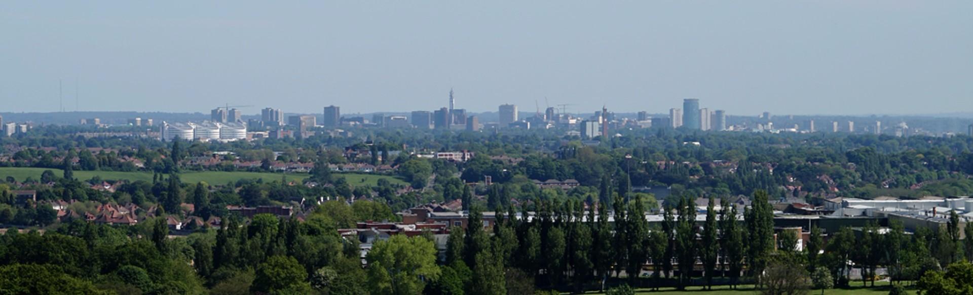 Birmingham Population in 2017