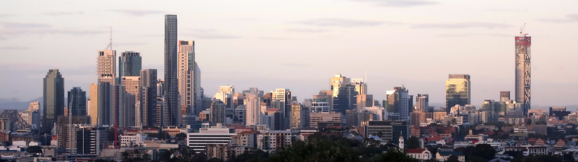 Brisbane Population in 2017