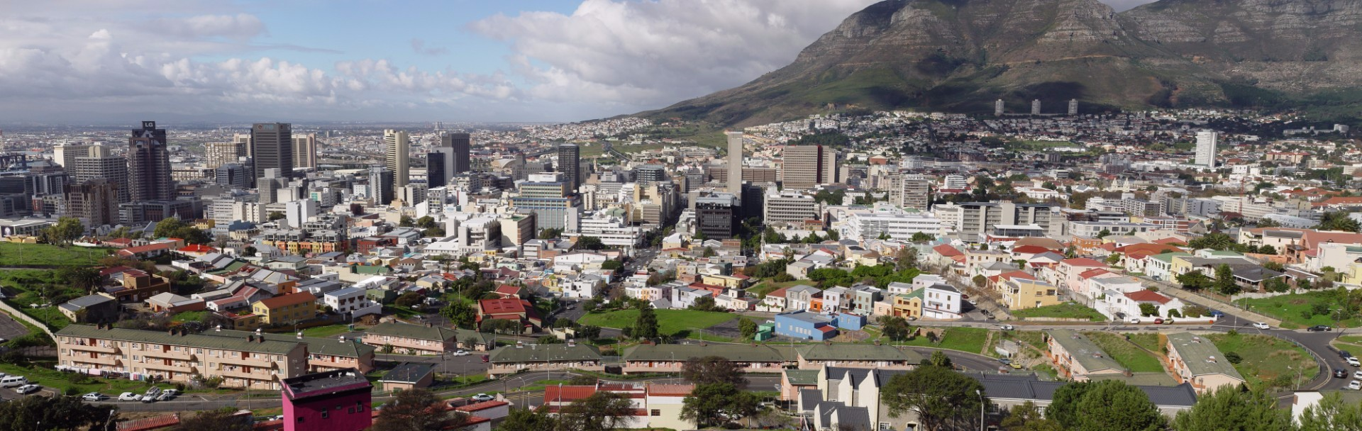 Cape Town Population in 2017
