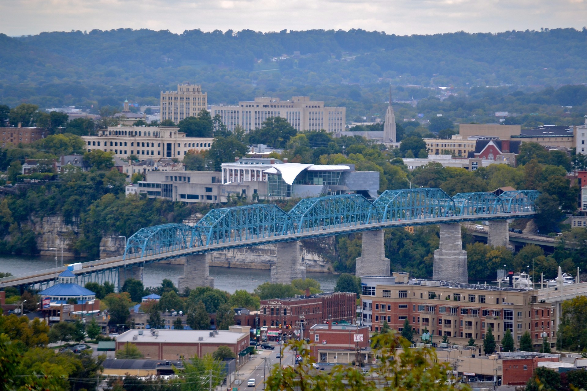 Chattanooga Population in 2017
