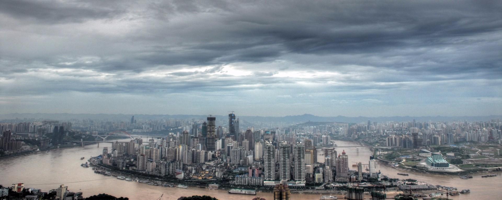 Chongqing Population in 2017