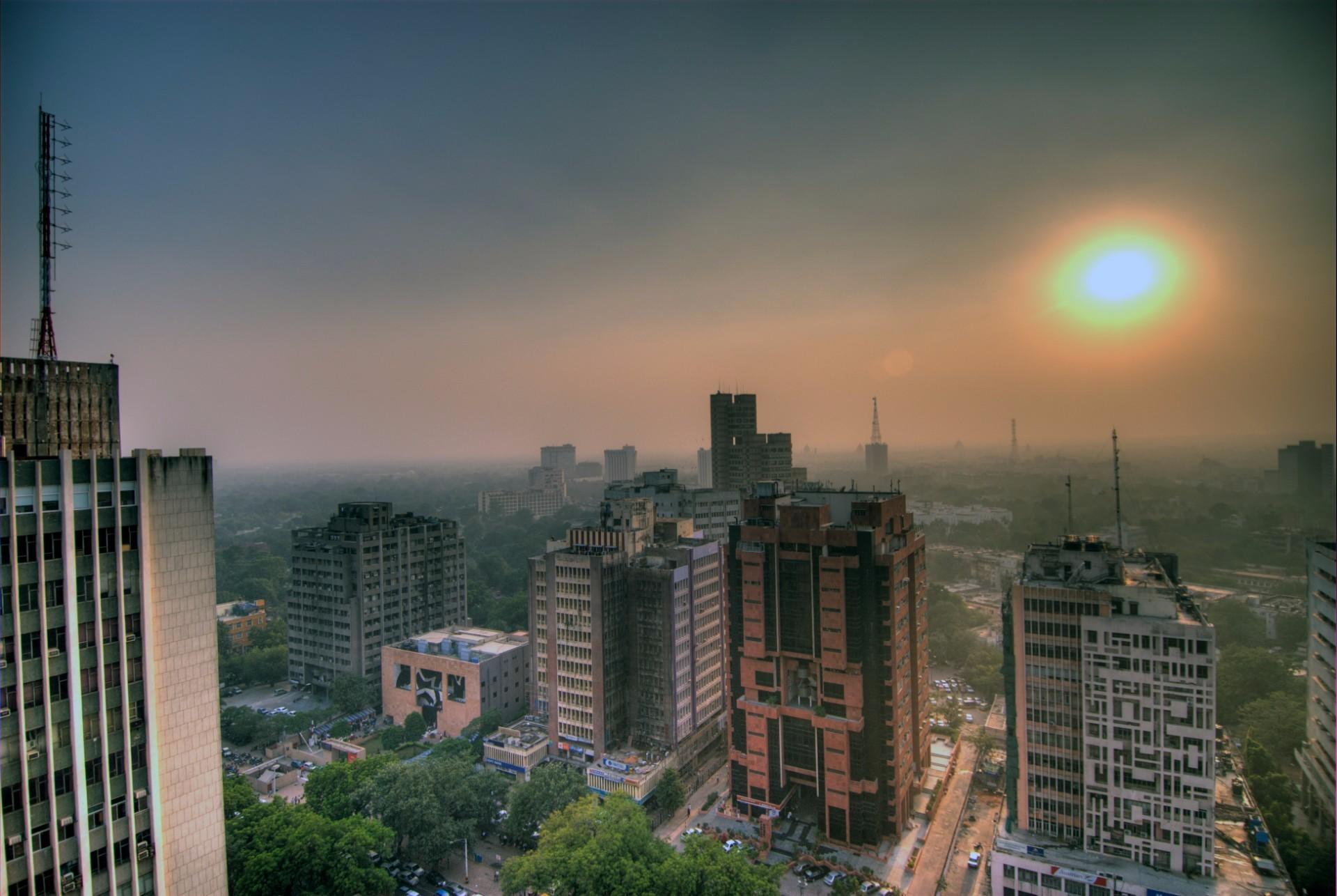 Delhi Population in 2017