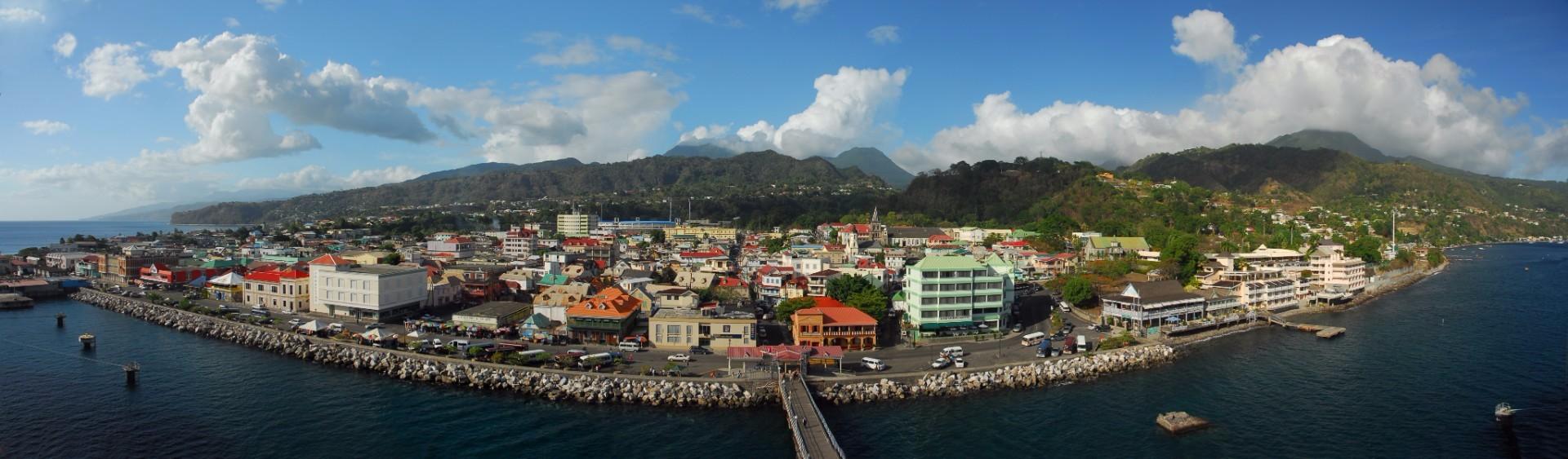 Dominica Population in 2017