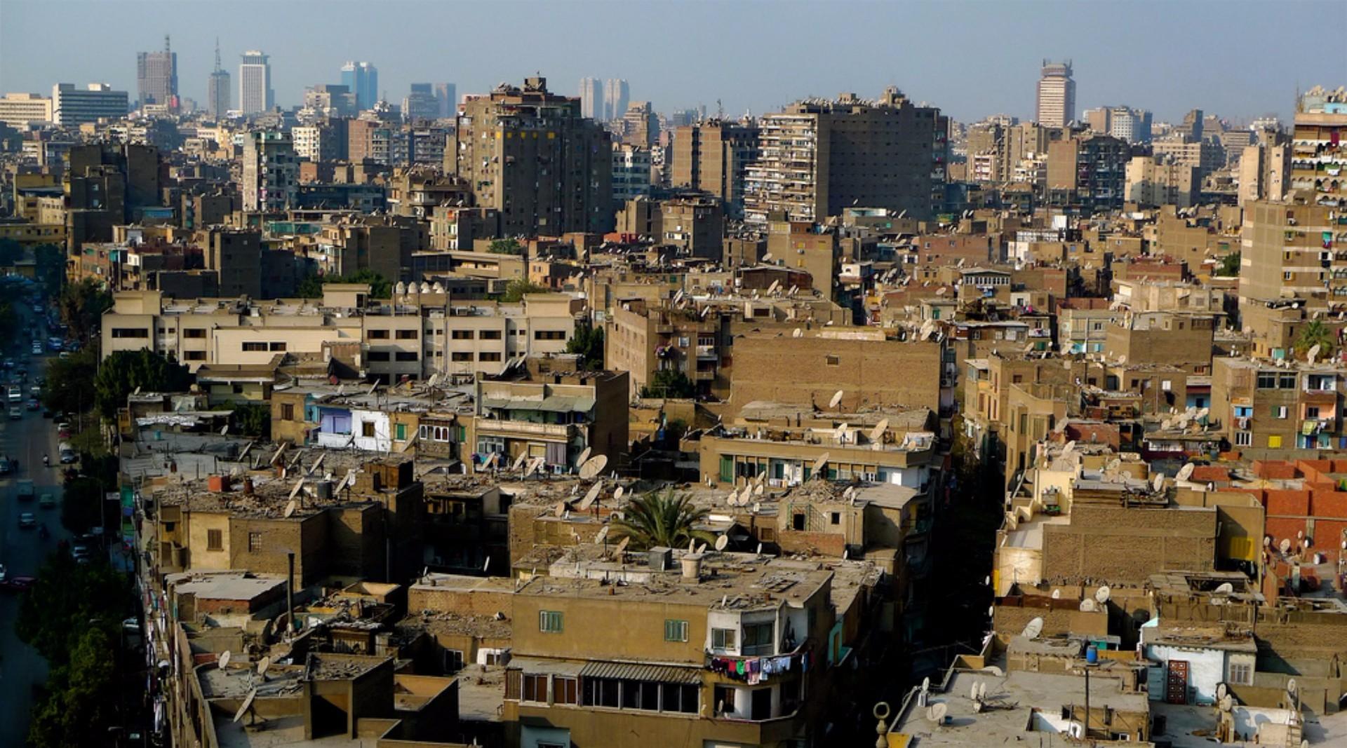 Egypt Population in 2017