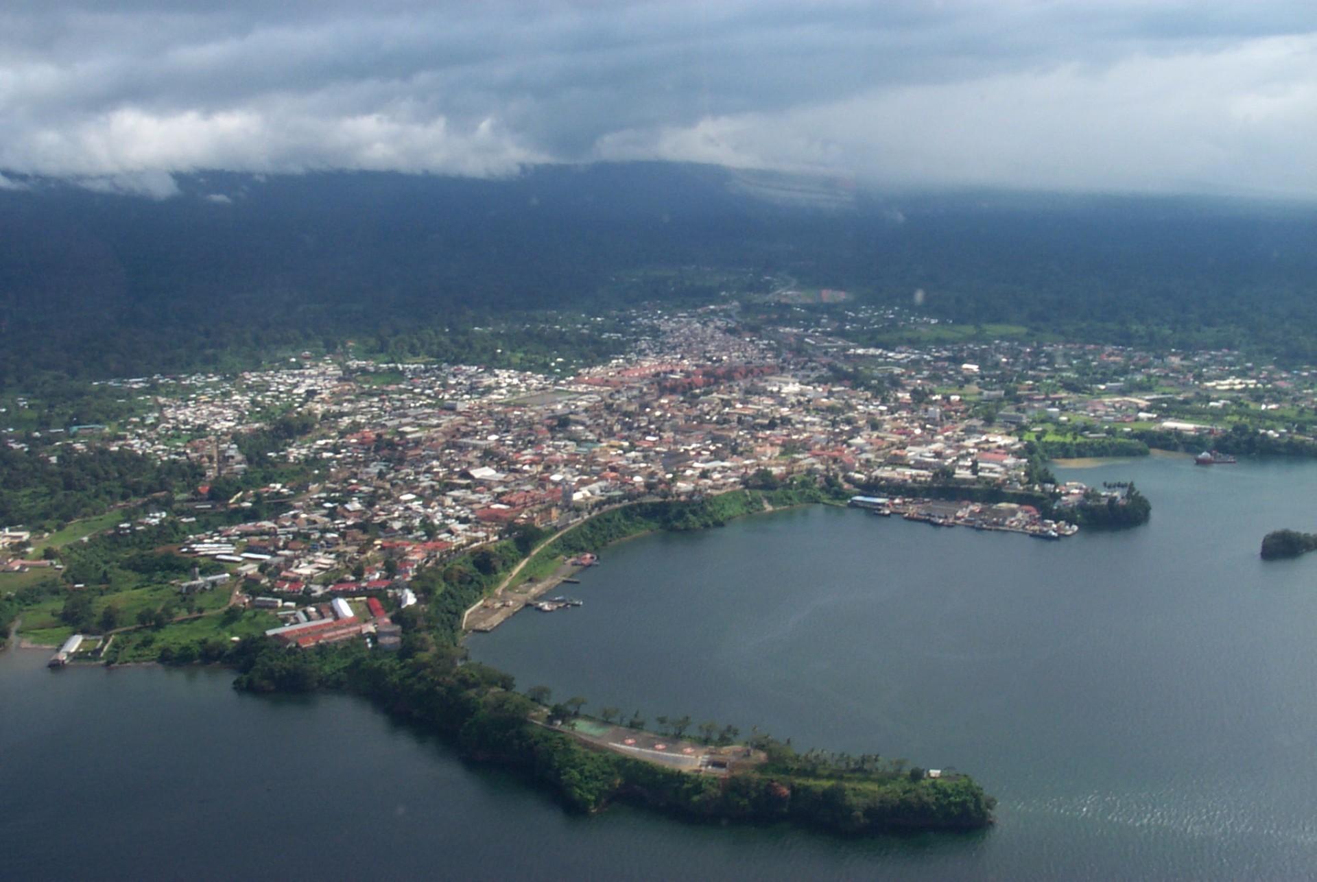 Equatorial Guinea Population in 2017