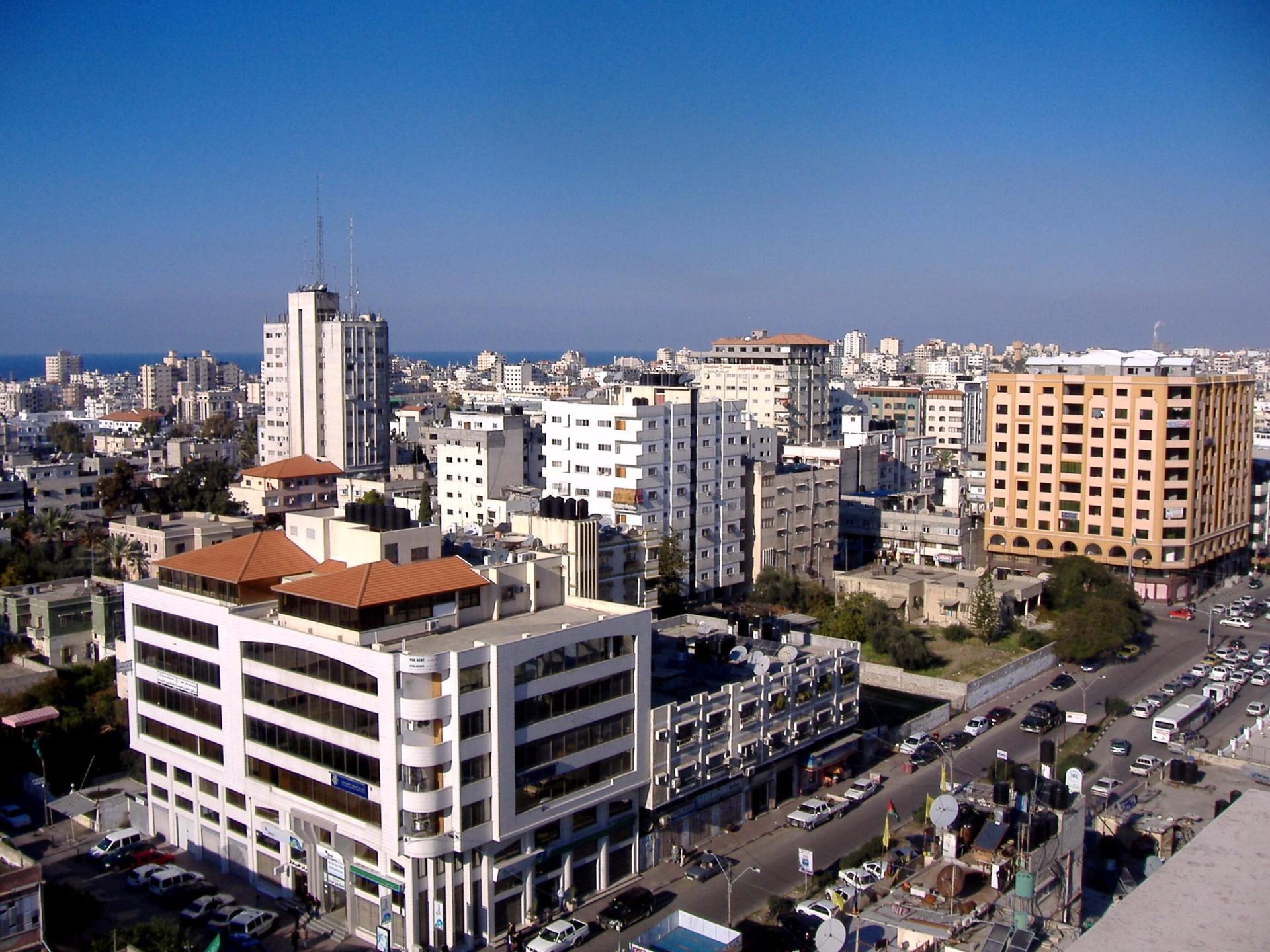 Gaza Population in 2017