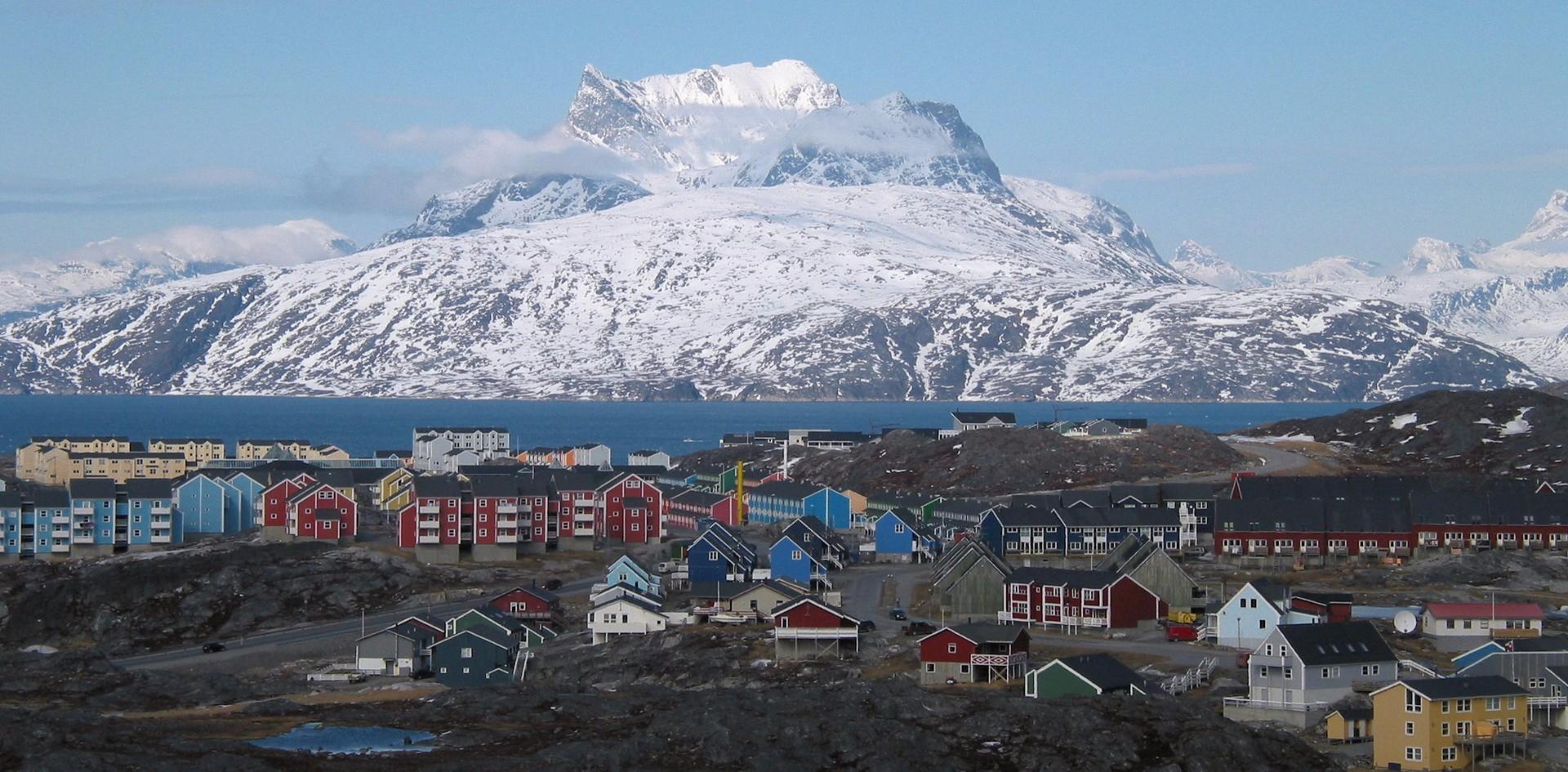 Greenland Population in 2017