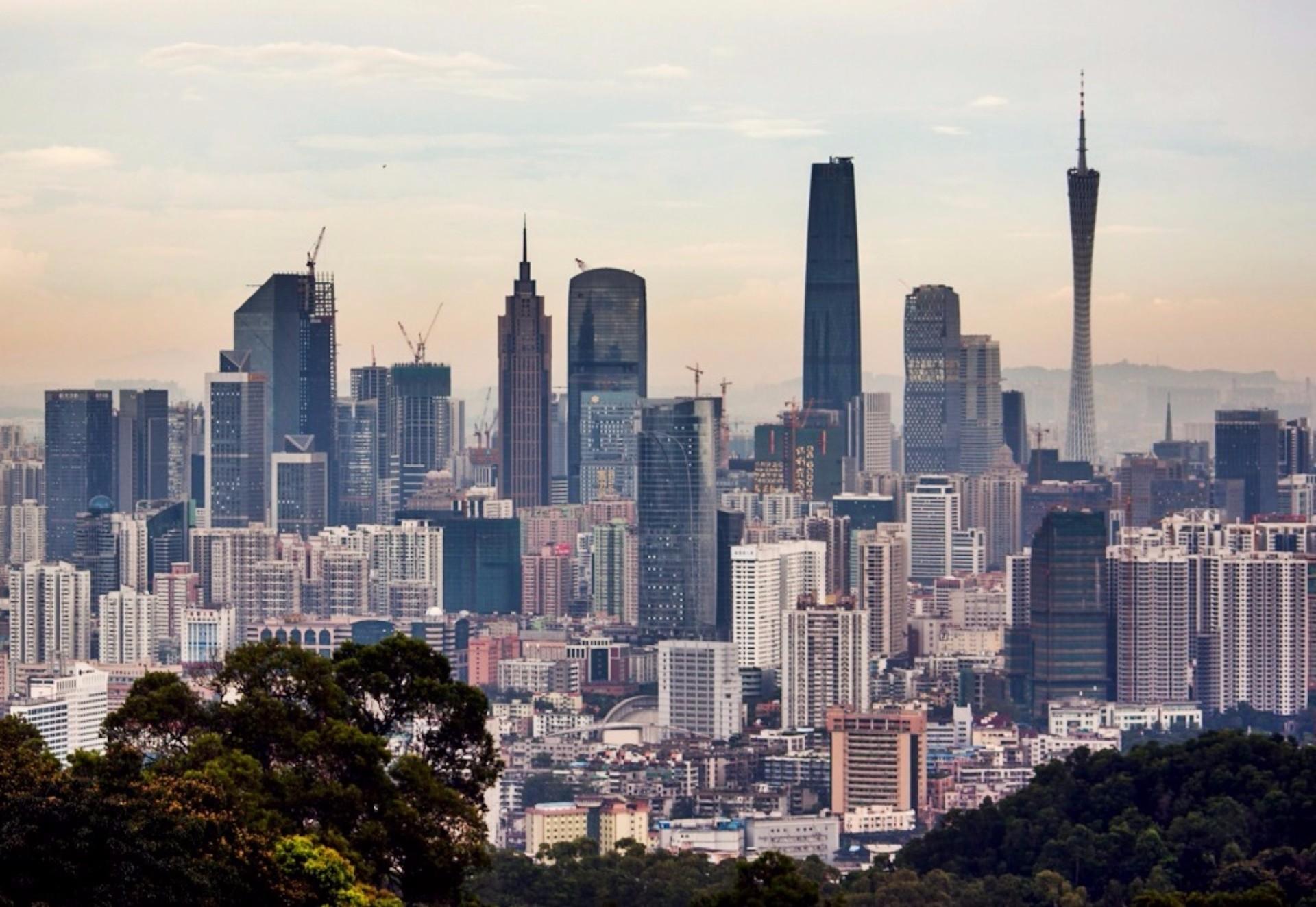 Guangzhou Population in 2017