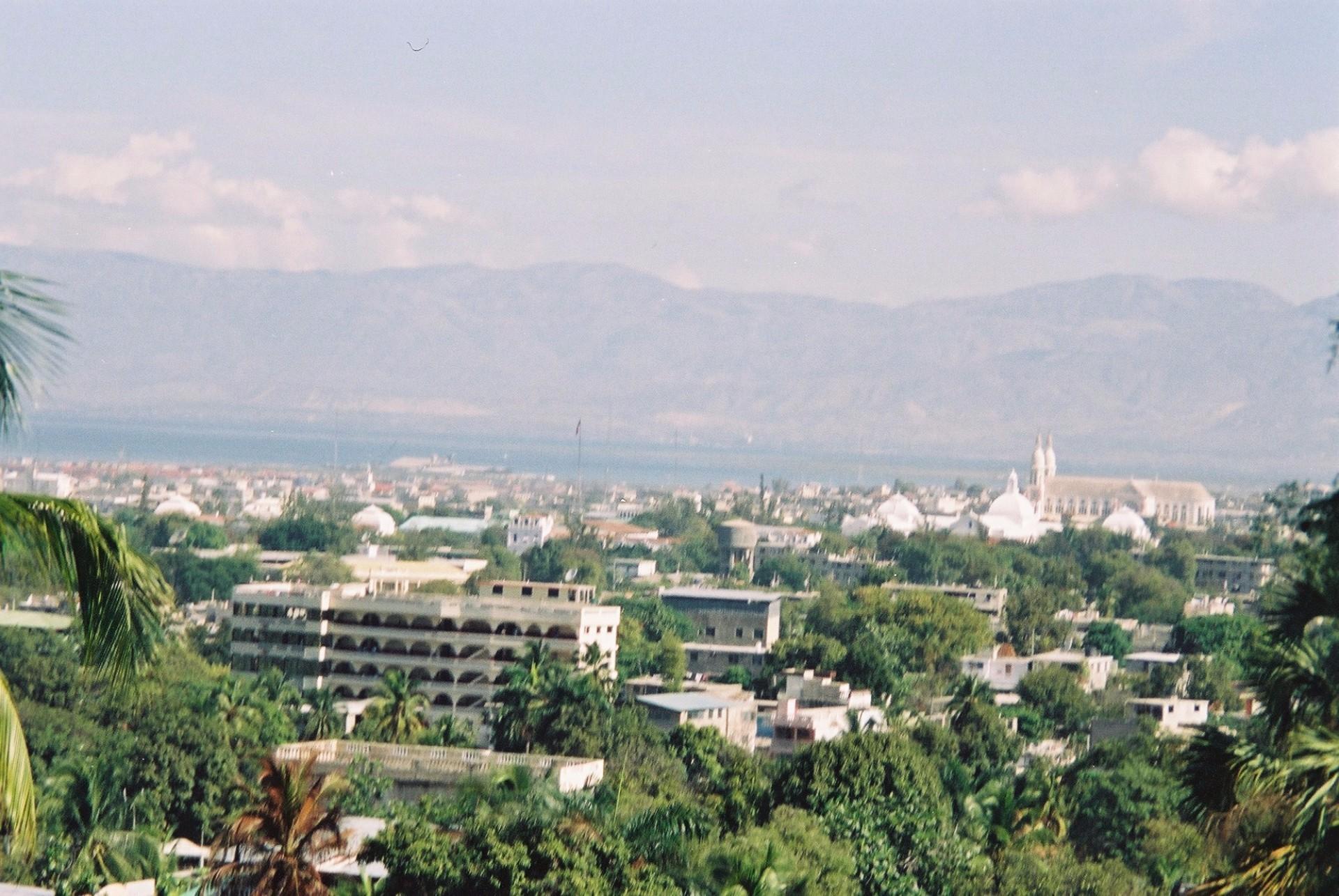 Haiti Population in 2017