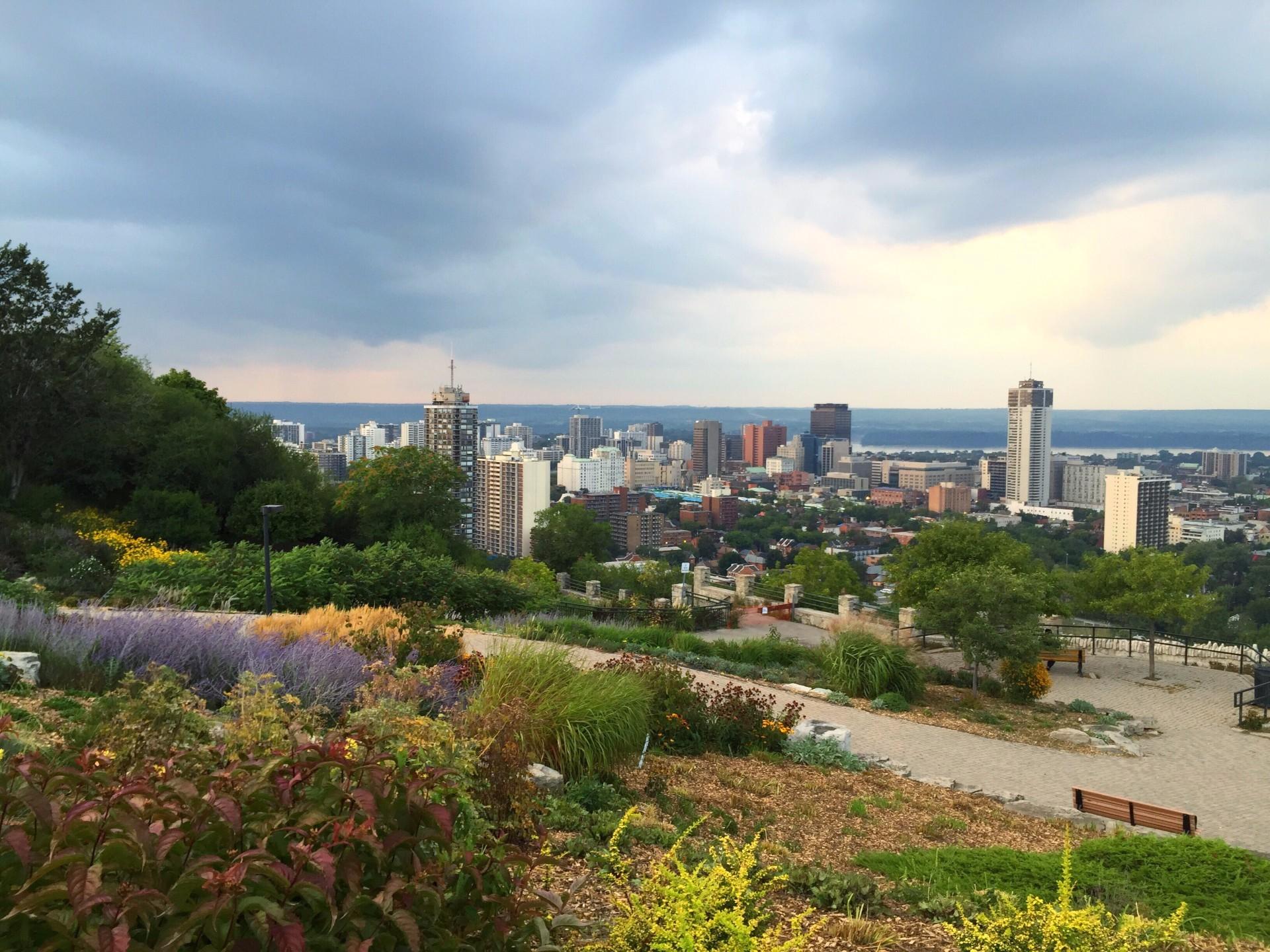 Hamilton Population in 2017