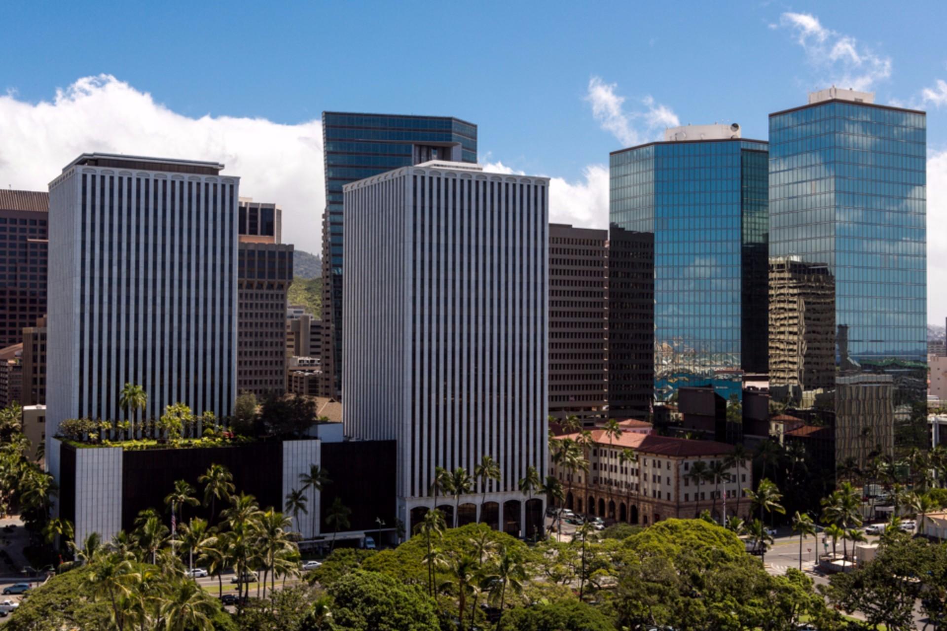 Honolulu Population in 2017