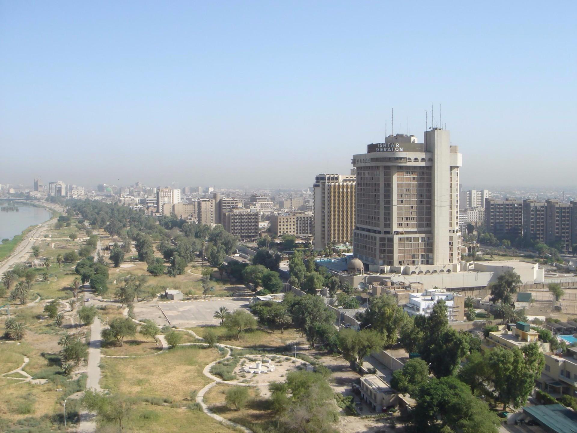 Iraq Population in 2017