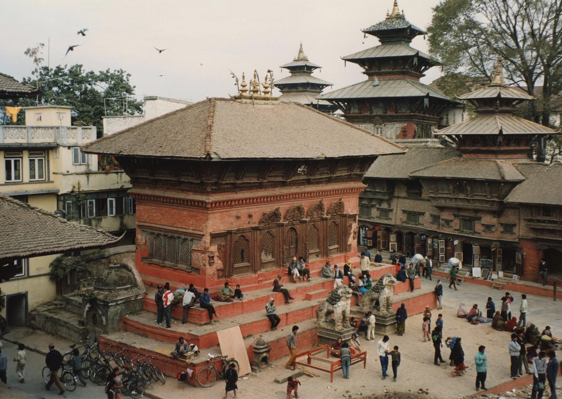 Kathmandu Population in 2017