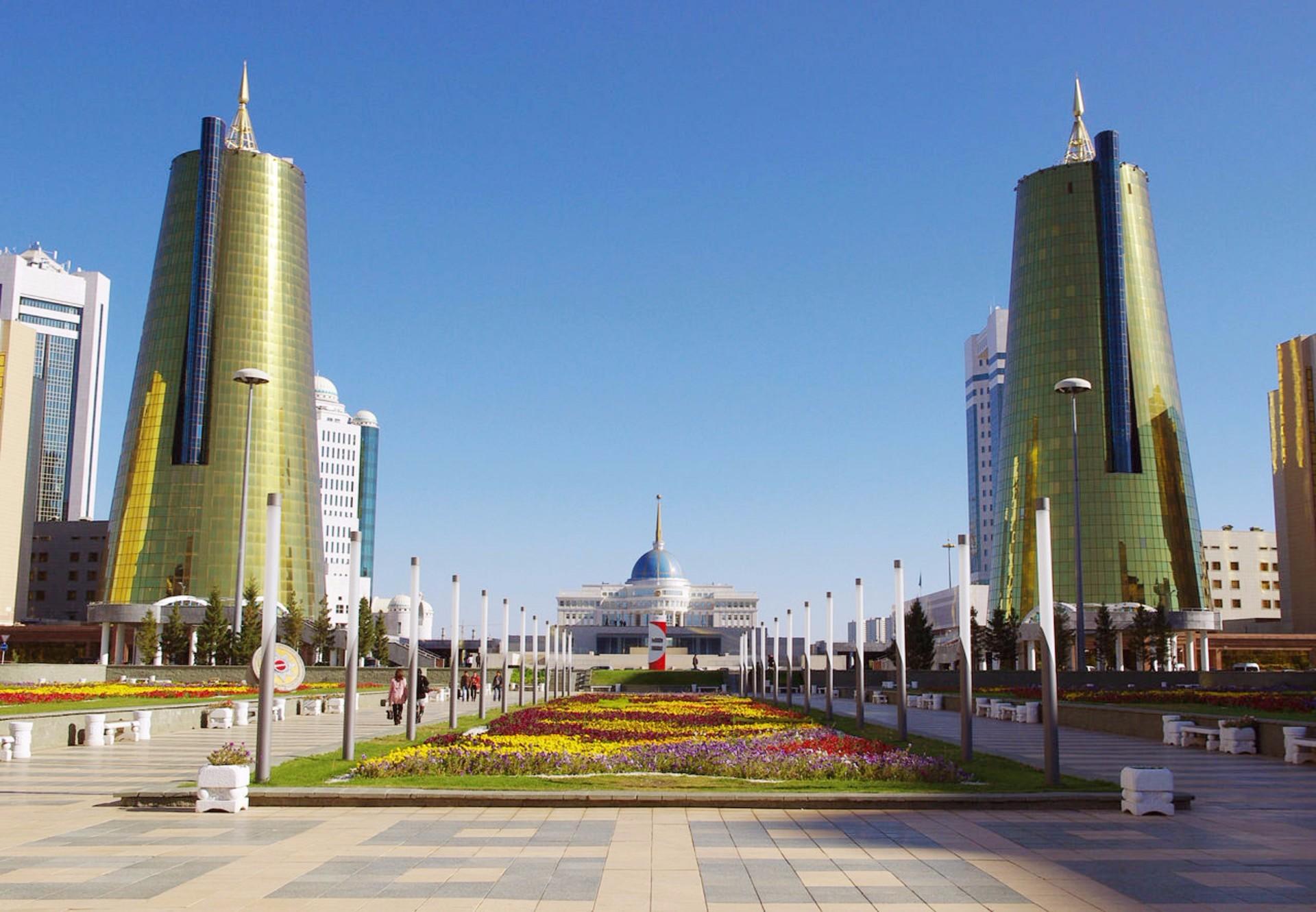 Kazakhstan Population in 2017