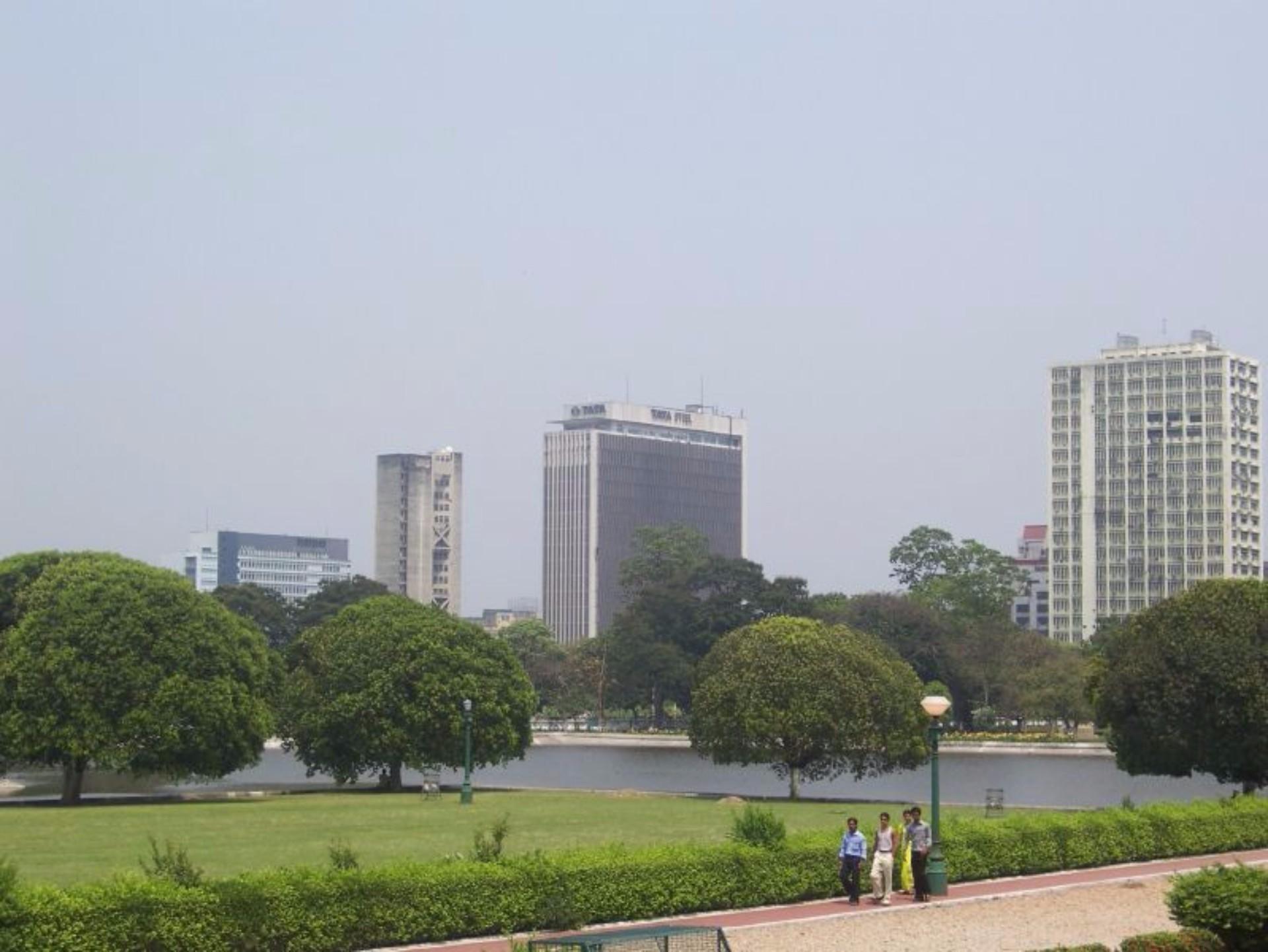 Kolkata Population in 2017