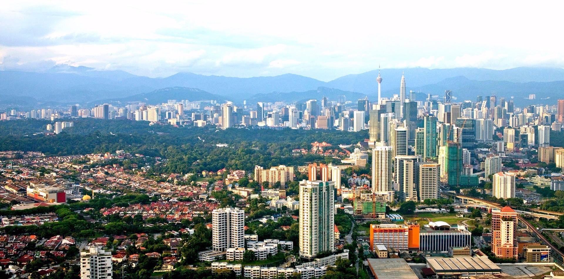 Kuala Lumpur Population in 2017
