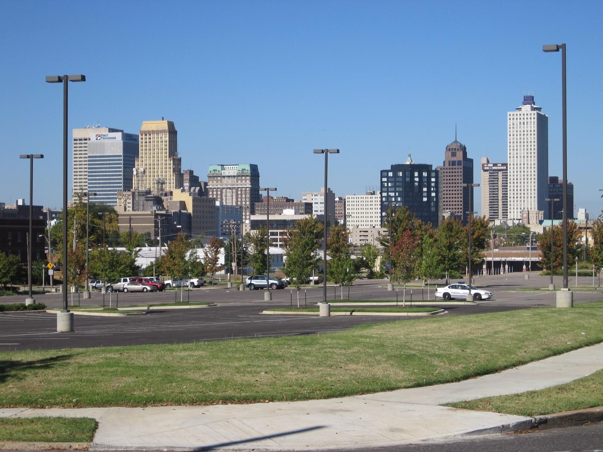 Memphis Population in 2017