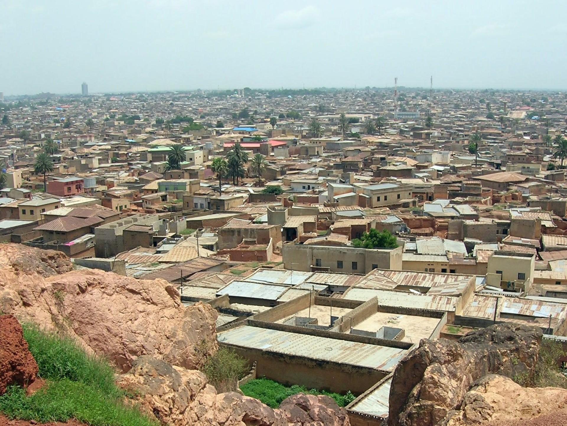 Nigeria Population in 2017