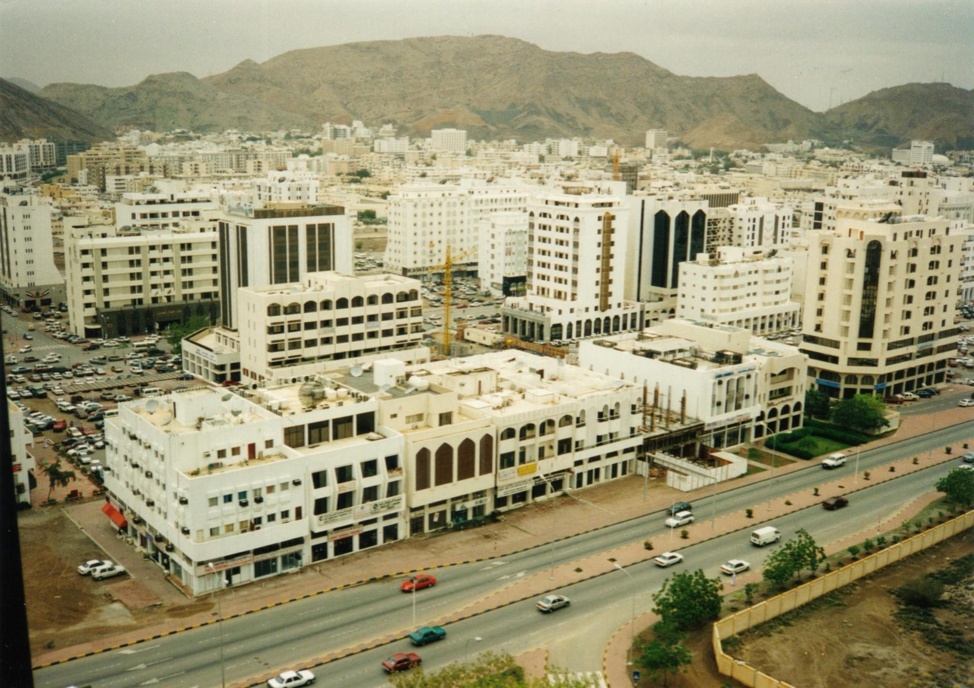 Oman Population in 2017