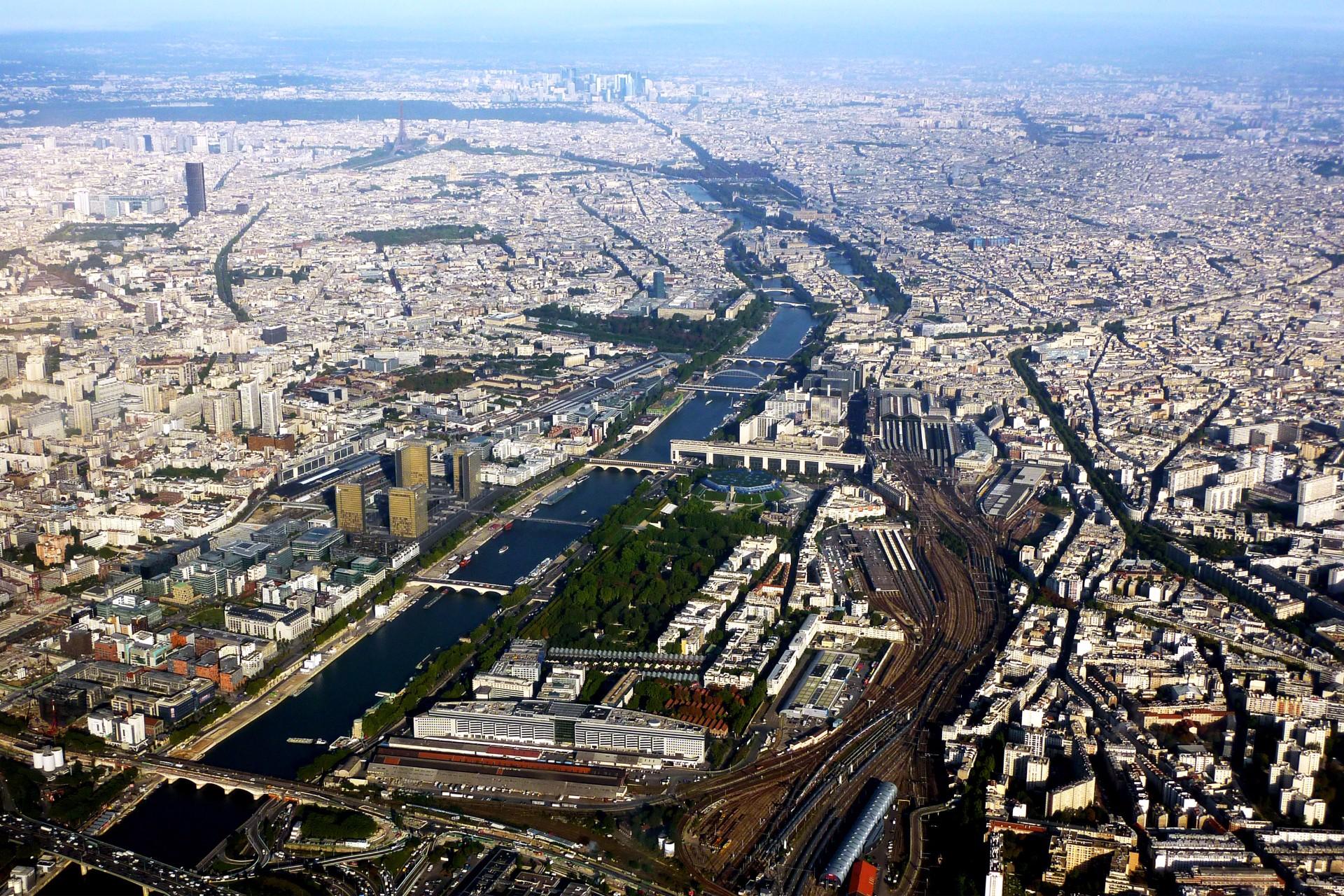 Paris Population in 2017