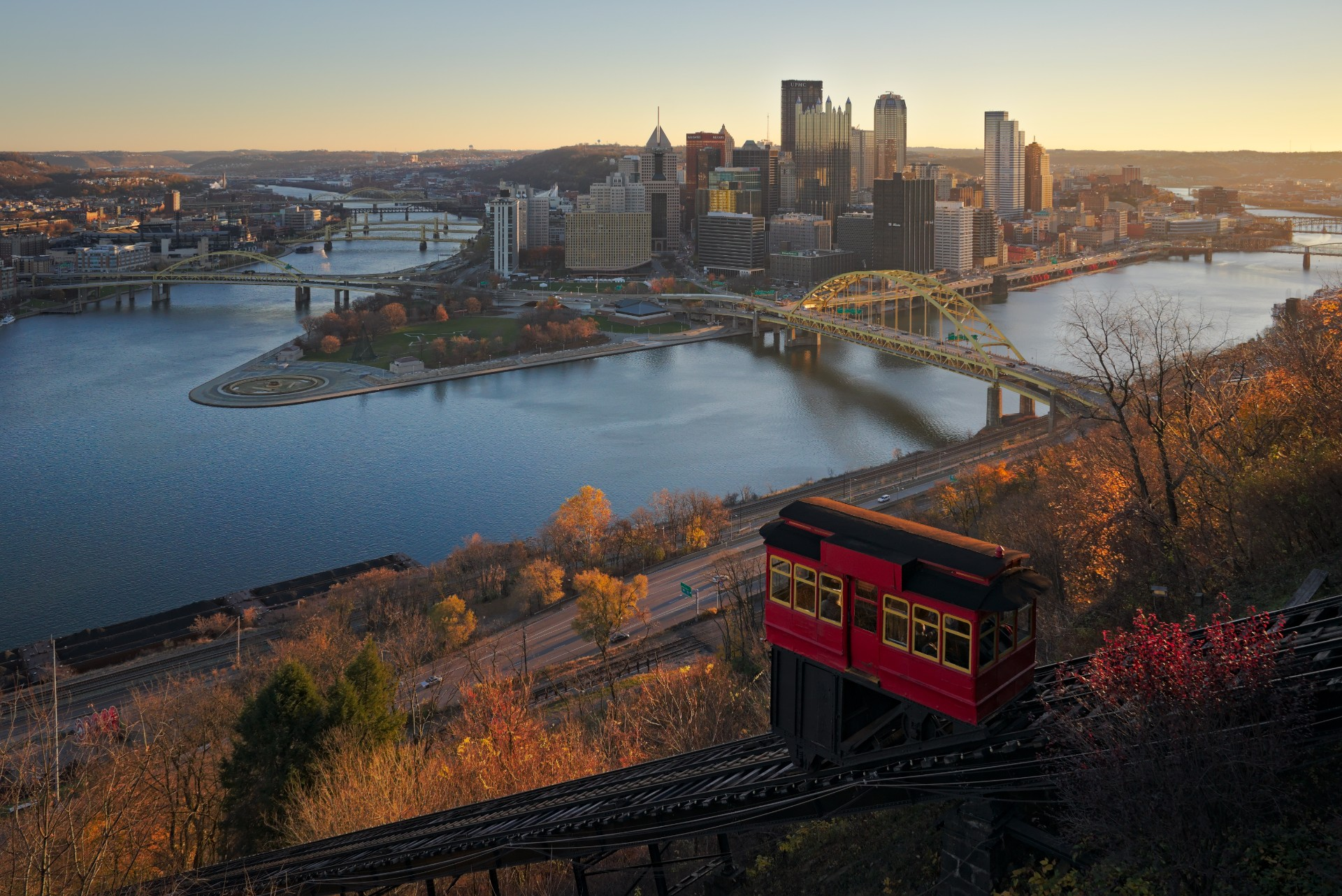 Pittsburgh Population in 2017