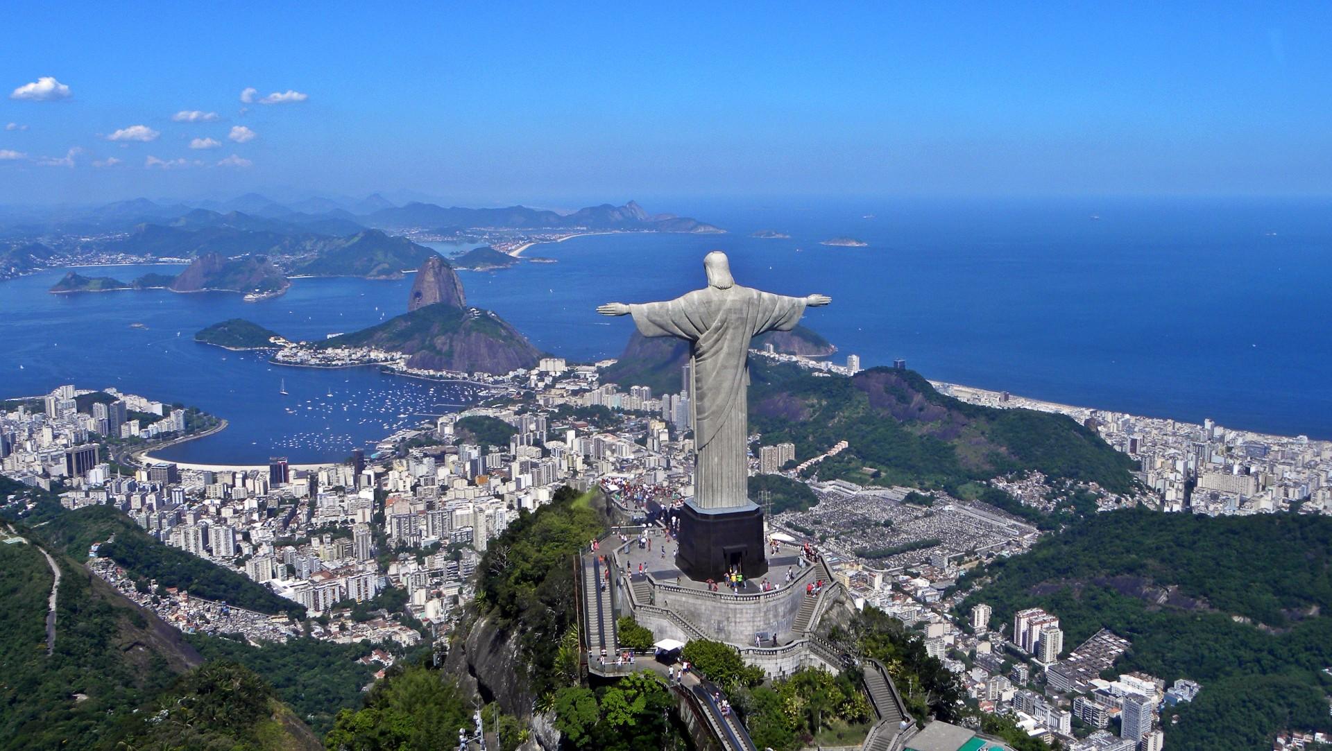Rio De Janeiro Population in 2017