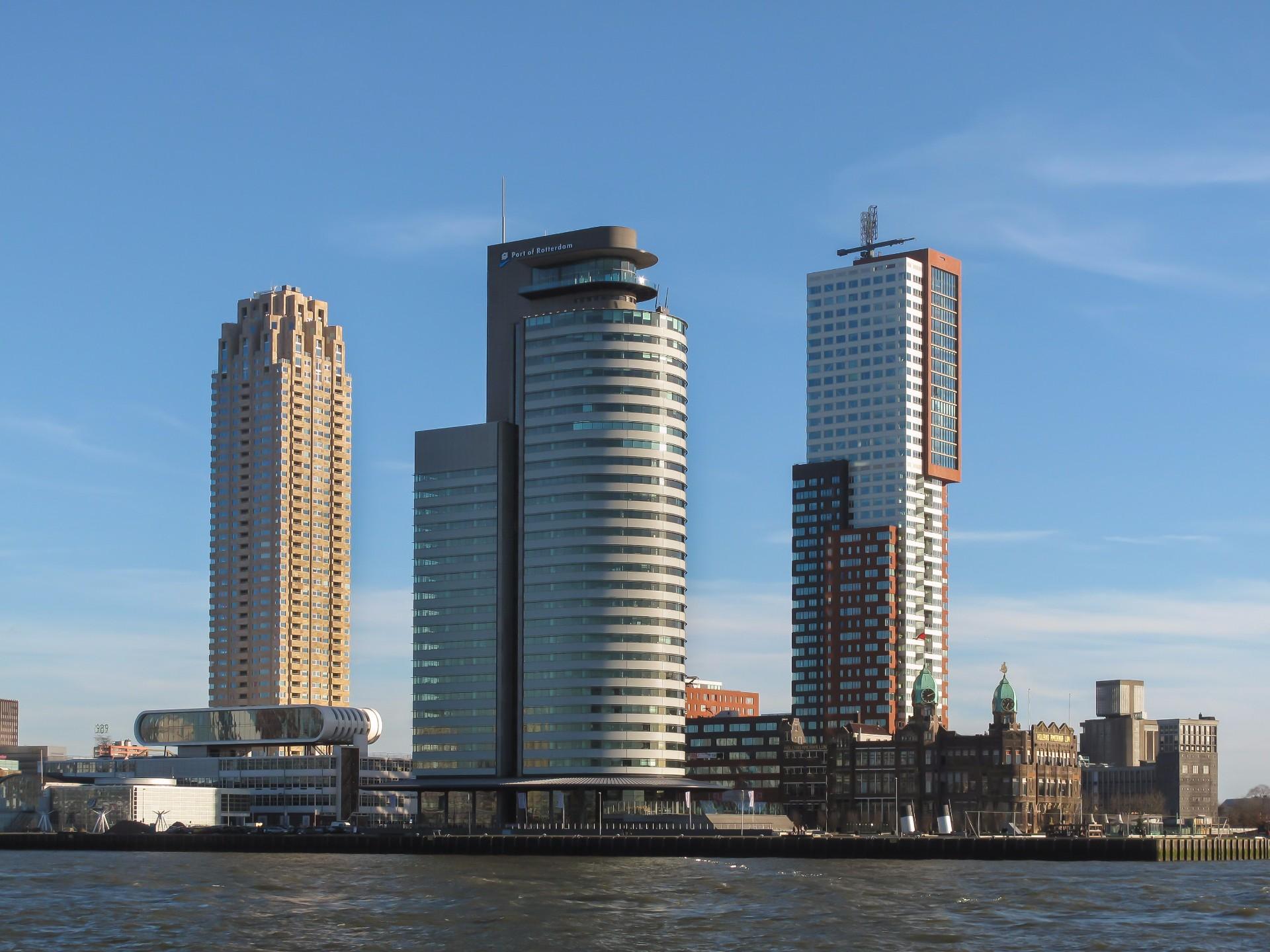 Rotterdam Population in 2017