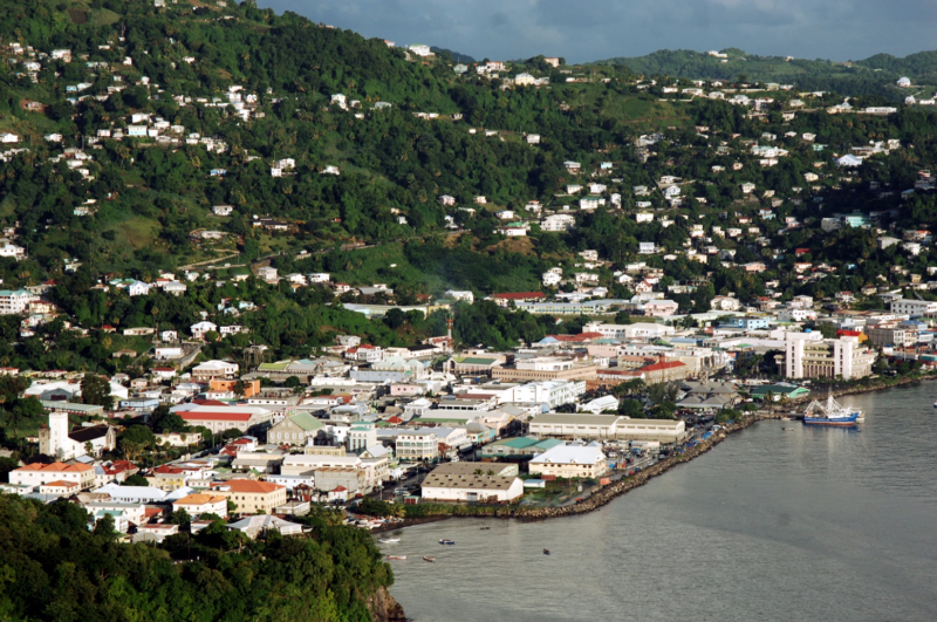 Saint Vincent And The Grenadines Population in 2017