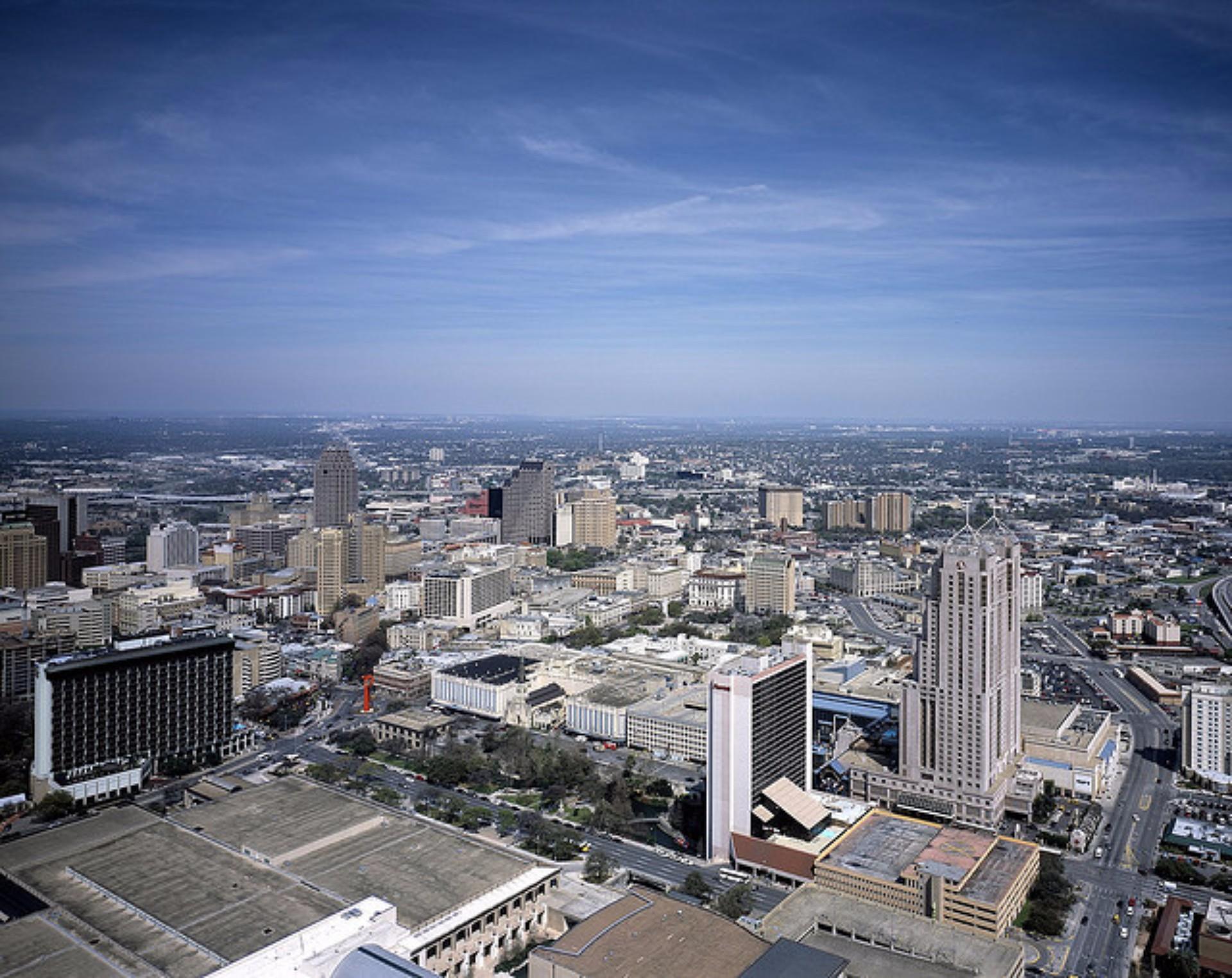 San Antonio Population in 2017